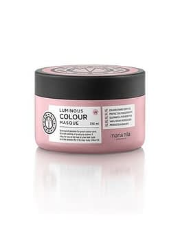 maria nila luminous colour hair masque tub 250ml