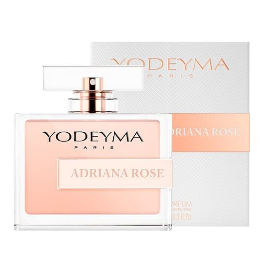 yodeyma adriana rose fragrance bottle 100ml