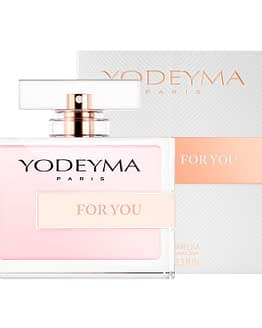 yodeyma for you fragrance bottle 100ml
