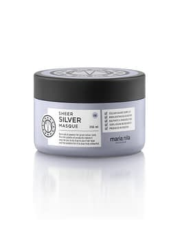 maria nila sheer silver masque 250ml tub
