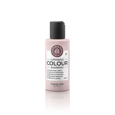 Maria nila luminous colour shampoo 100ml bottle